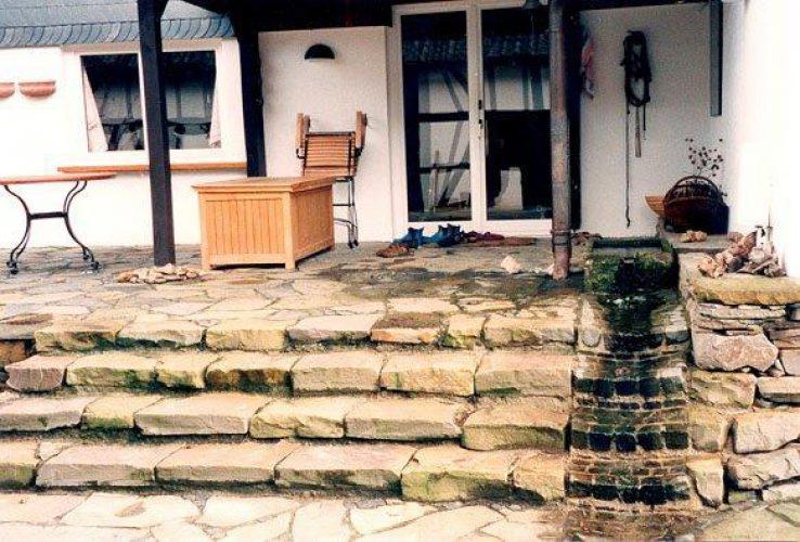Mauern & Treppen   Pflaster & Steine