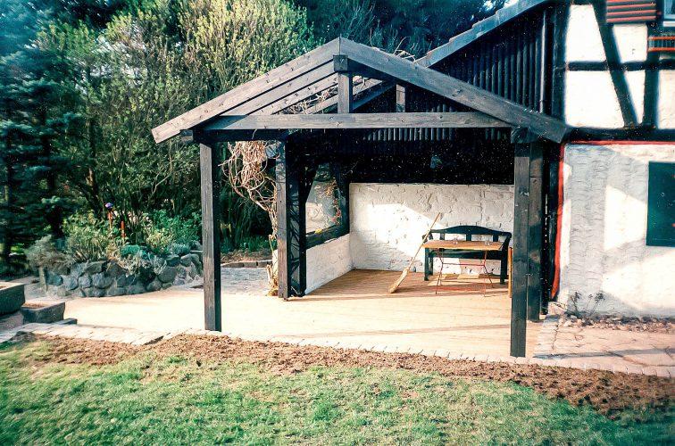 Holzbauten im Garten | Garten & Gestaltung