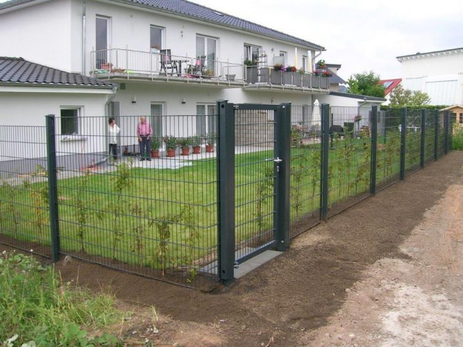 Stabgitterzaun | Zäune & Tore